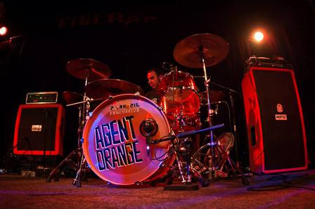 Check Out Dave Klein And Agent Orange When They Play Near You