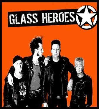 The GLASS HEROES