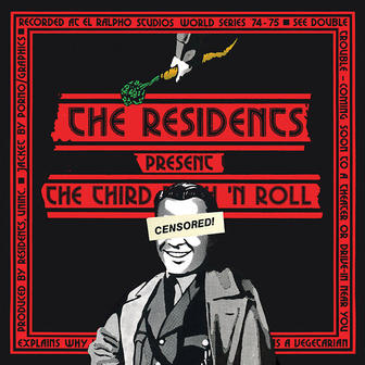 The Residents The Third Reich N Roll Ralph Records Cherry