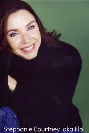 Stephanie Courtney/ Flo