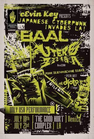 JAPANESE CYBERPUNK INVADES L.A.!