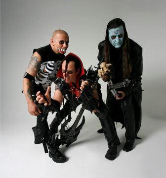 The Misfits and 2 Sick Monkeys