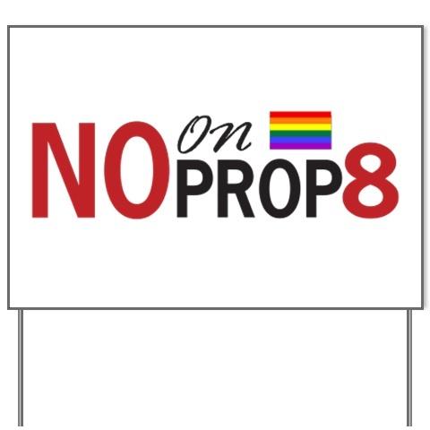 NO on Propostion 8