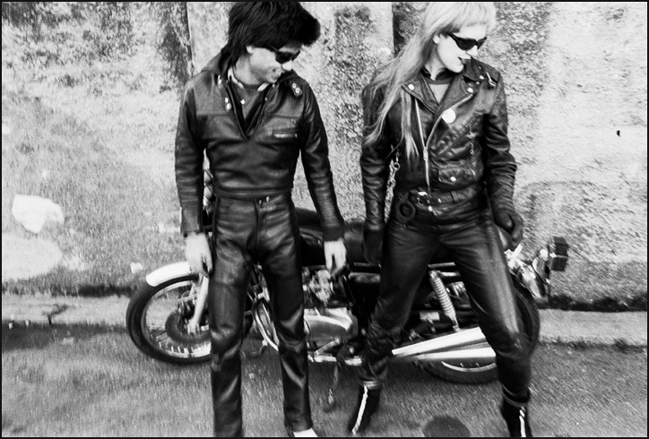 Olga and Leo Strut Their Stuff, 1979