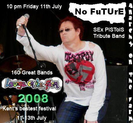 no future kent festival