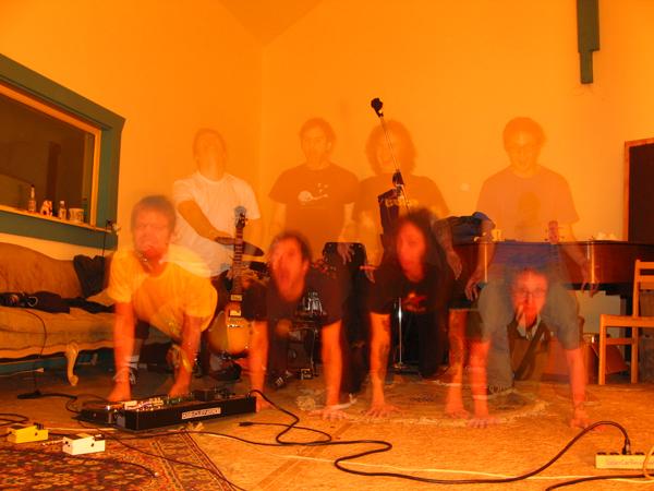 Group Photo Triclops! Apr 08