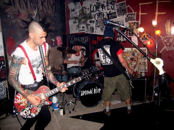 Uptown Riot 1